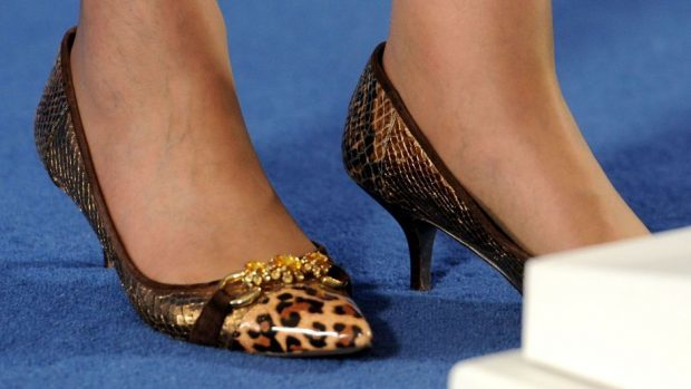 Some companies want women to wear high heels. Here's why they shouldn't