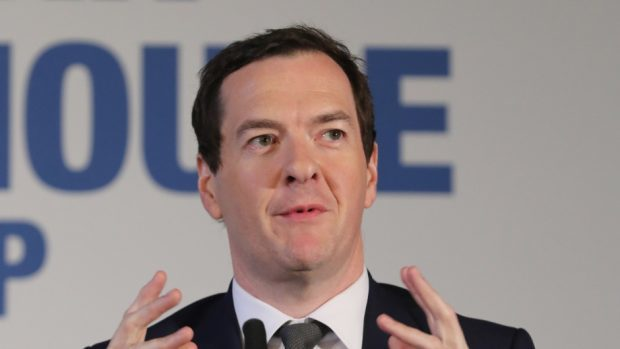 George Osborne's appointment as editor of the London Evening Standard will be challenged in the Commons.
