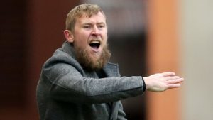 Foran looking to make ground on Dundee with derby triumph