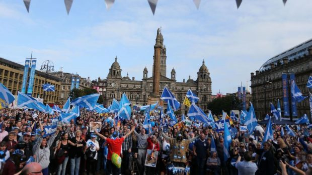 George Square is to host a cultural festival next year which will celebrate Glasgow and Scotland
