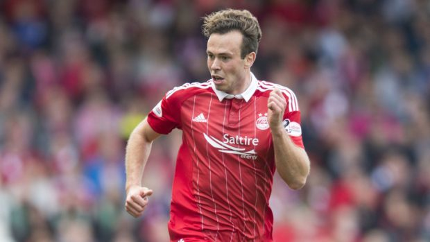 Andrew Considine was on the scoresheet twice for the Dons.