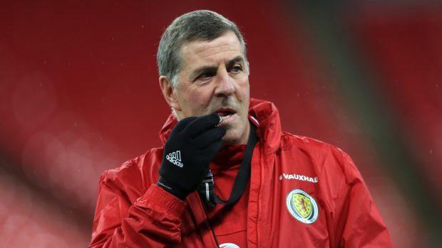 Mark McGhee has urged the Tartan Army to get behind Scotland