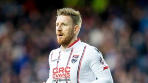 Gardyne eager to maintain high Staggies standards