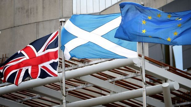 Scottish independence is back on the table