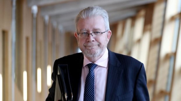 Scottish Brexit Minister Mike Russell