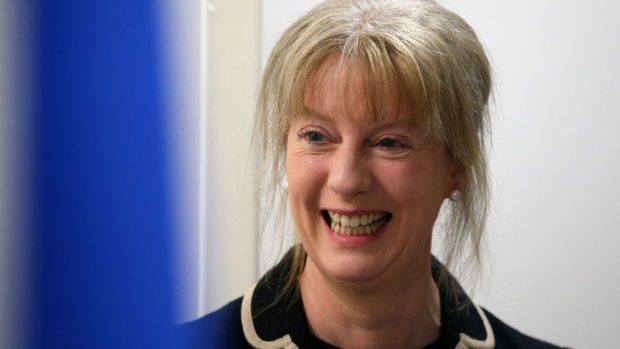 Shona Robison stressed the key role EU workers play in the NHS, with European citizens accounting for one in 20 doctors