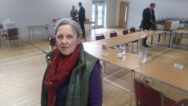 Pam Lucas, chairwoman of Glenurquhart Community Council, called for an extra condition to prevent any future extension of the windfarm in the event it is approved by the Scottish Government.