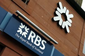 The Royal Bank of Scotland in Stonehaven