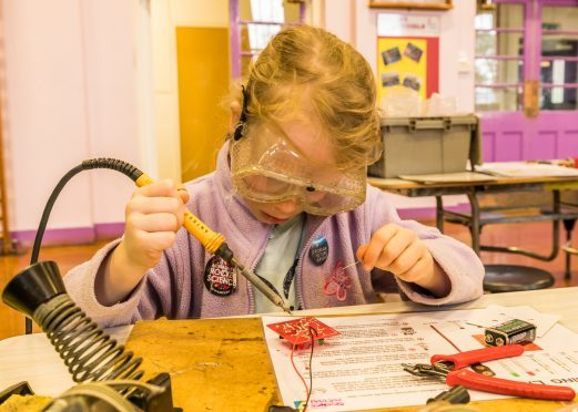 The week long Mad March Science Festival has been hailed a resounding success