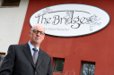 : Bridges Nurseries, owned by Graham Mogford, above, will close their Lawsondale site in Westhill on June 30 as a result of business rates rises