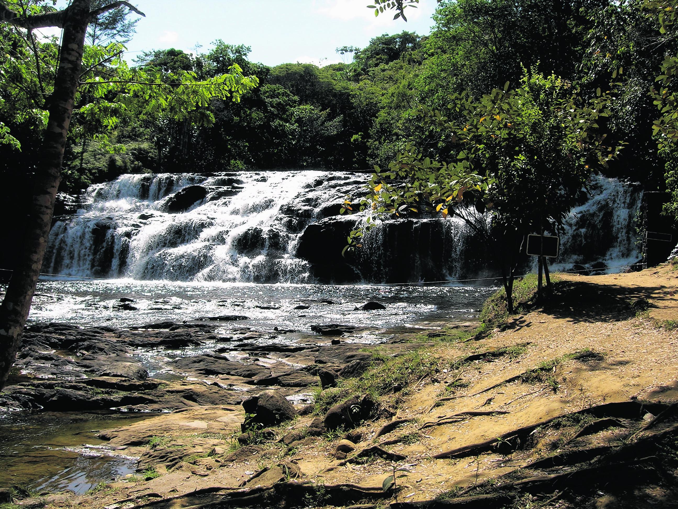 Tijuipe Falls