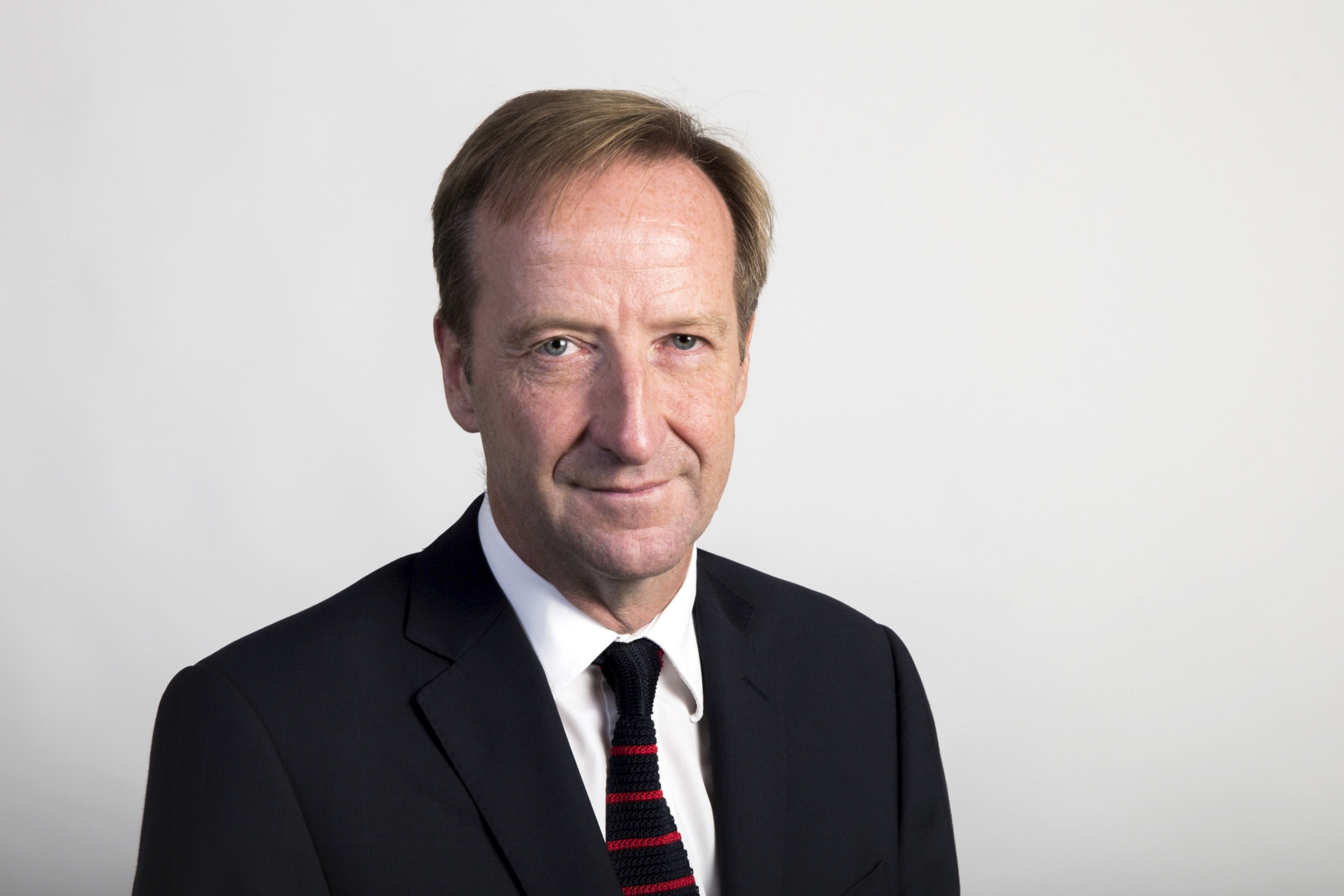 Chief of MI6 Alex Younger