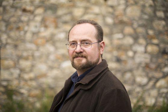 Stuart MacBride's crime fiction books have sold more than two million copies