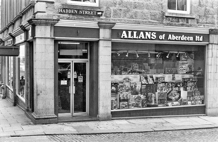 Allans of Aberdeen