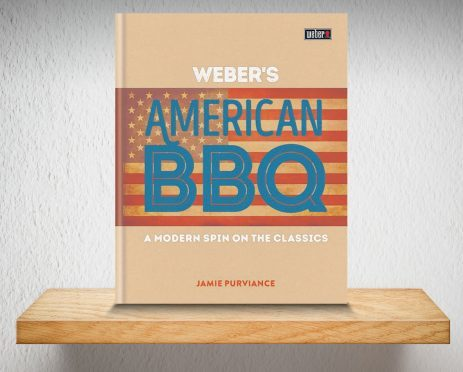 Book Review: Weber's American BBQ: A Modern Spin on the Classics by