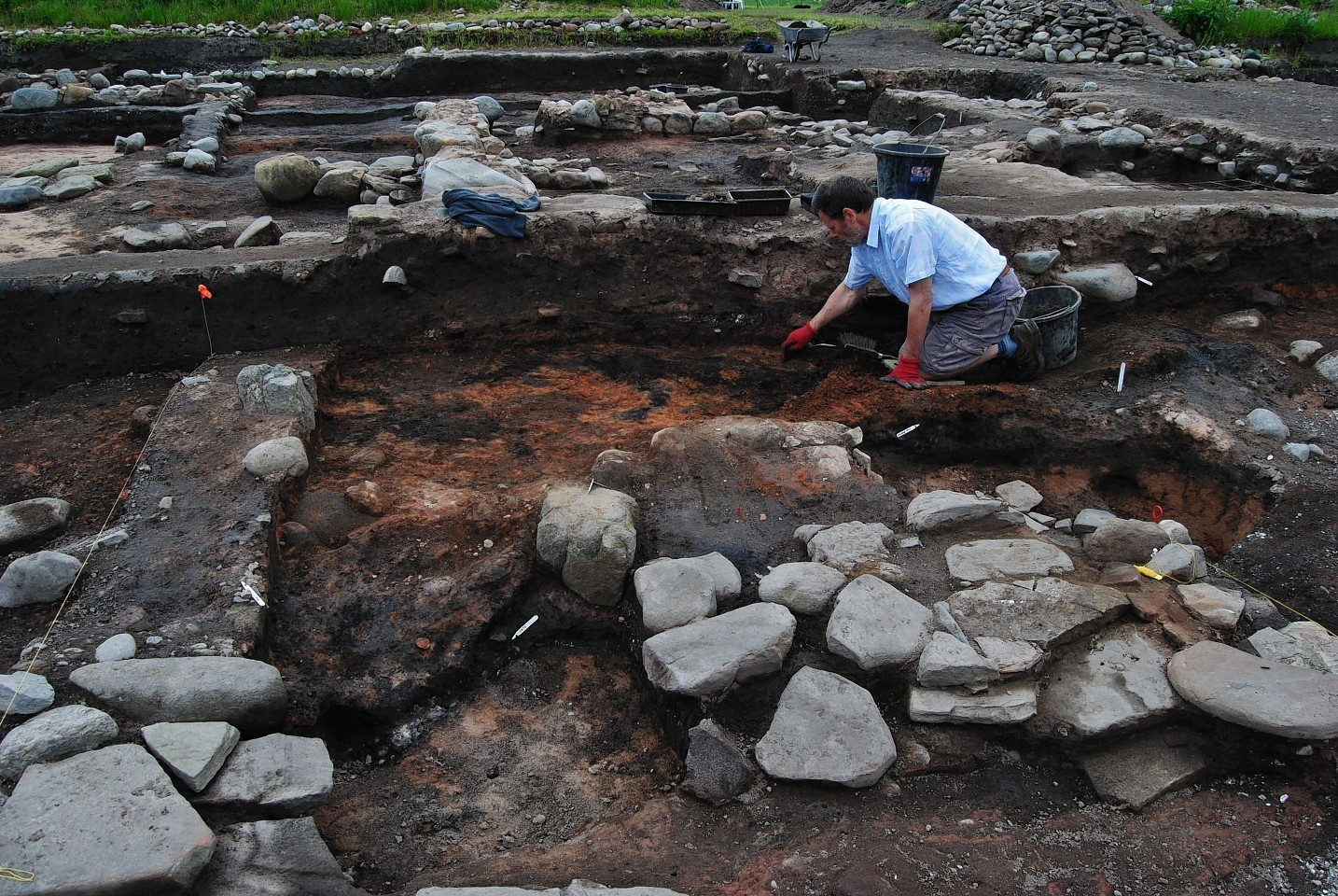 Cromarty-excavations