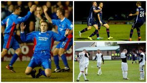 Some of the most memorable Highland derbies since Caley Thistle and Ross County started league football
