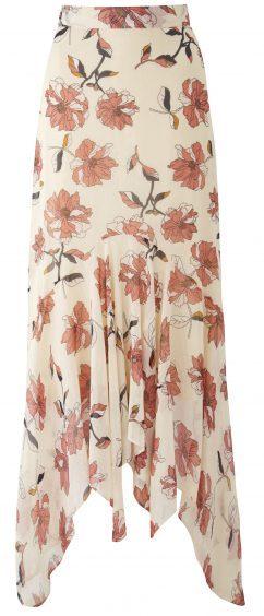 JD Williams Joanna Hope Print Layered Skirt, £45 (www.jdwilliams.co.uk)