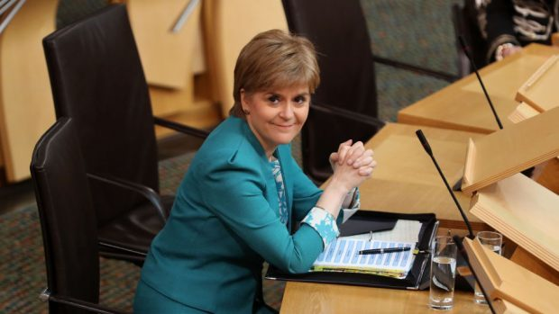 Scottish government commits to removing 1% pay cap for public sector staff