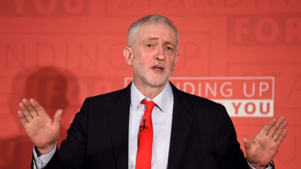 Britain's Labour to launch 'radical, responsible' election manifesto