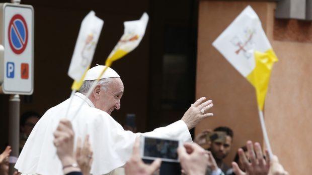 Pope Francis. (Antonio Calanni/AP)