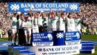 Celtic strolled to the title in 2002
