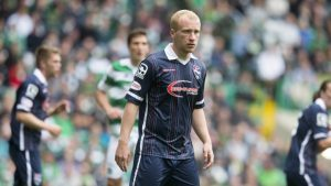 Burton up stakes for Ross County's Boyce