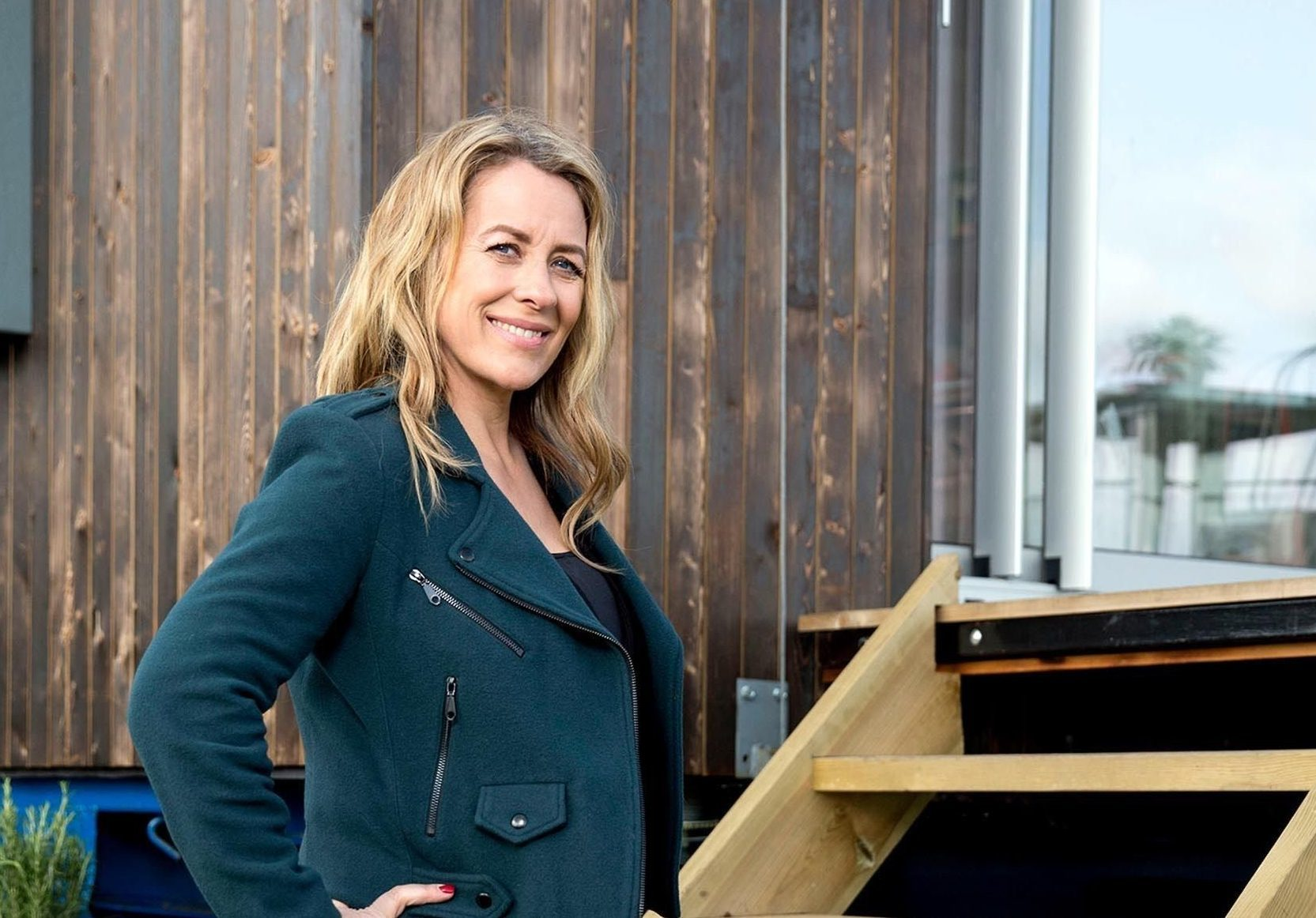 Sarah Beeny How To Live Mortgage Free Press And Journal