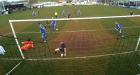 Cove Rangers versus Turriff United