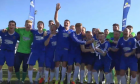 Cove Rangers lift the cup