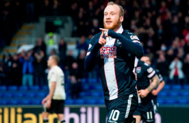 Fresh bid expected from Burton Albion for Ross County attacker Boyce