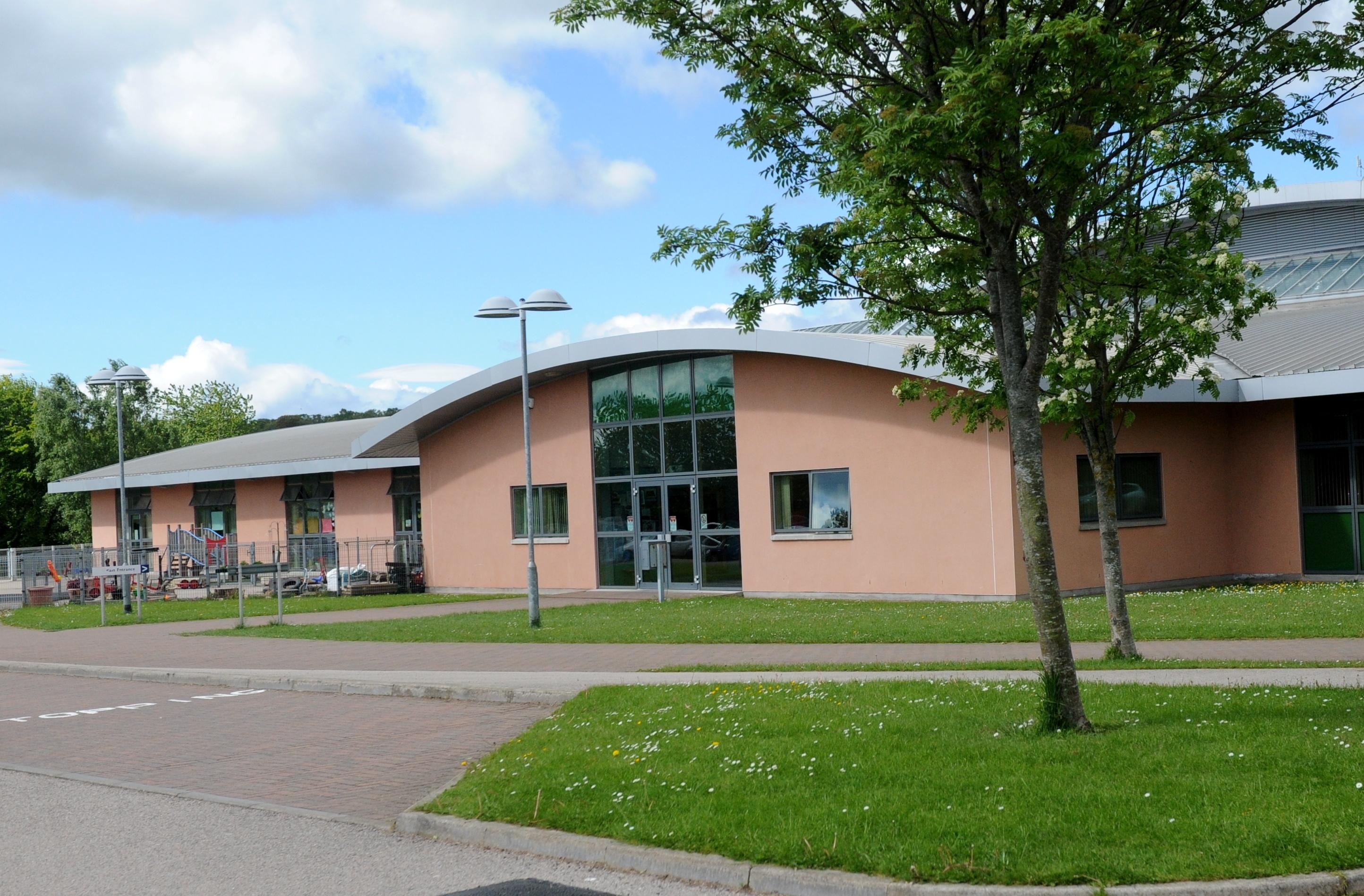 Strathburn Primary School, Inverurie