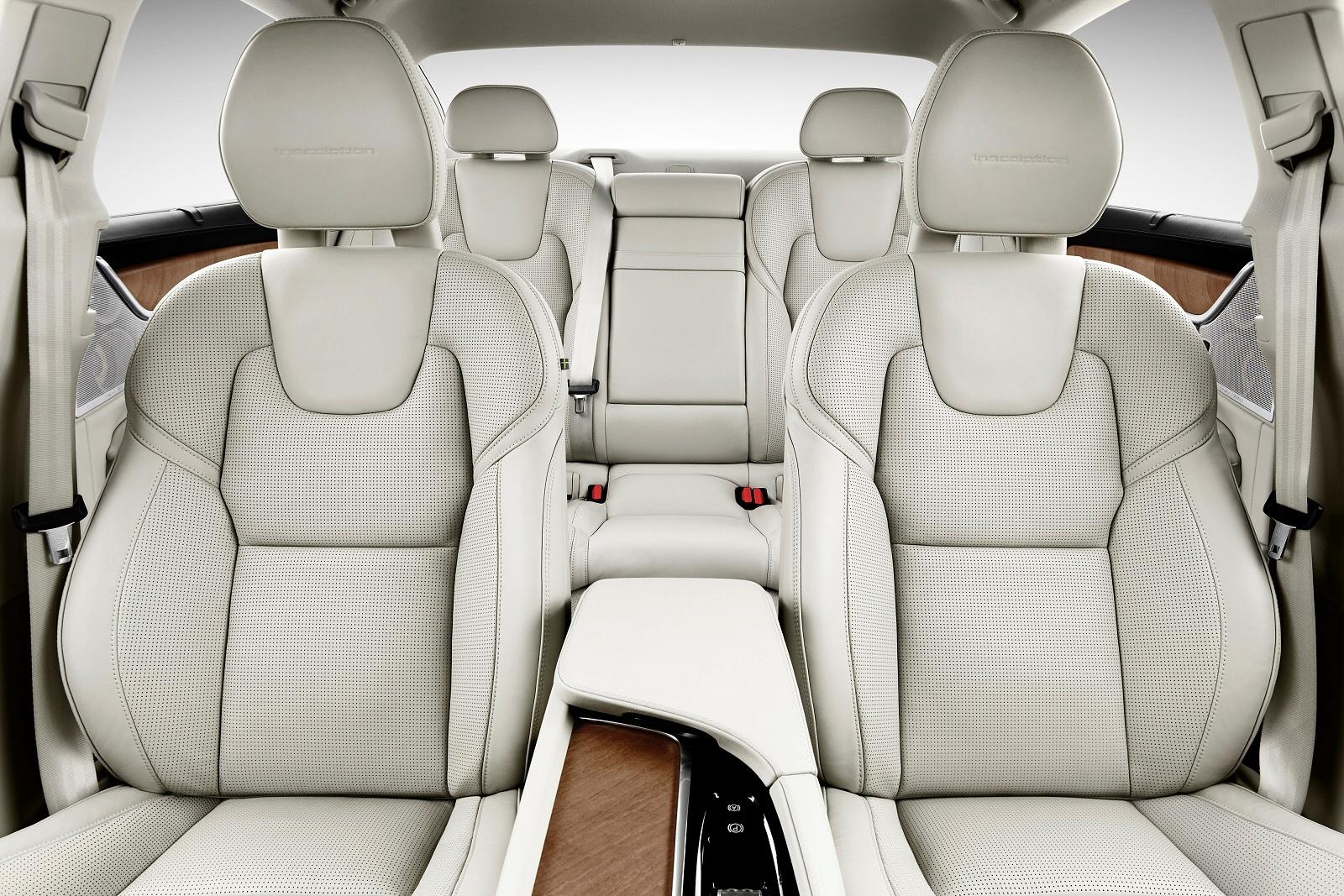 Interior All Seats Volvo S90