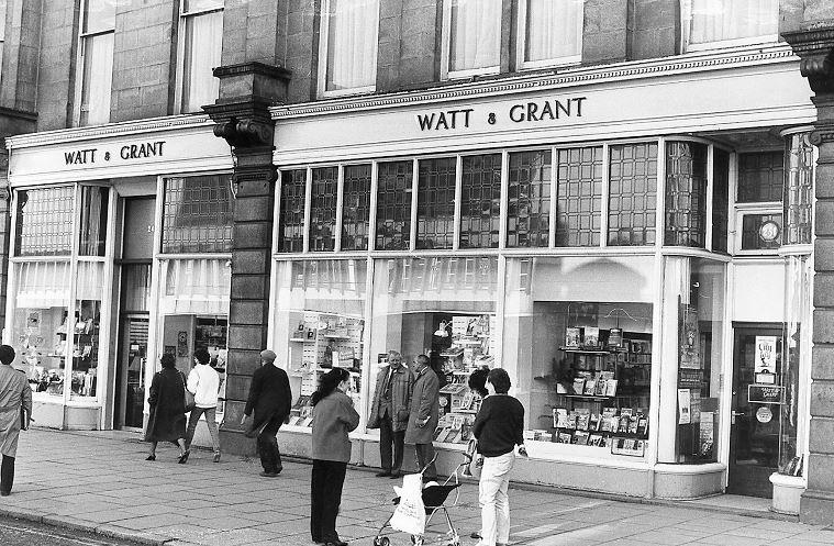 Watt and Grant
