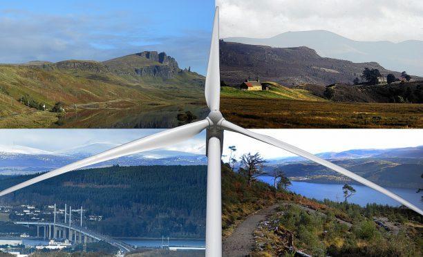 Wind-trubine-montage