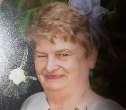 Elizabeth MacInnes died in hospital following the crash on April 11