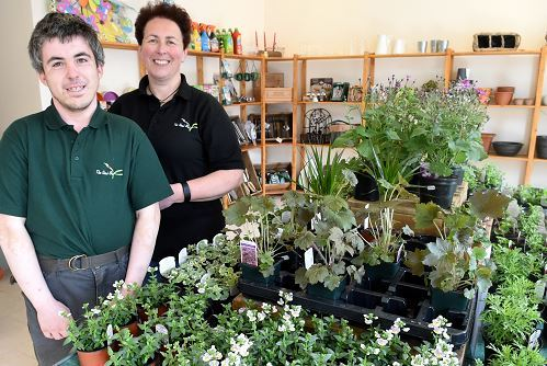 The Seed Box has opened a new shop in Kincardine O Neil