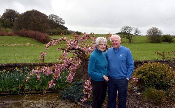 Alan and Elizabeth Benton.