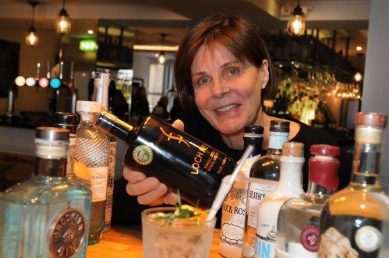Heathmount Hotel owner, Fiona Newton  Pic By: Bobby Nelson