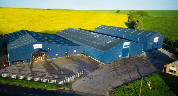 The Neos plant is based at Norvite's headquarters in Oldmeldrum