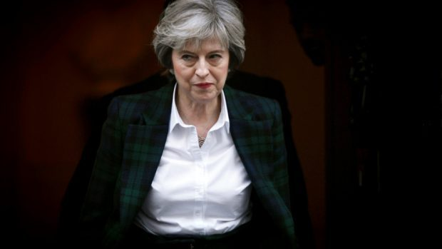 UK exit poll suggests PM Theresa May's election gamble has backfired