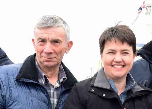 Tory optimism grows in Scotland after very dark years