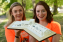 The children's charity Charlie House plan to create a children's hospice in the north-east. Pictured are Charlie House staff members Elin Styrbjorn, left, and Dr Sorcha Hume, right