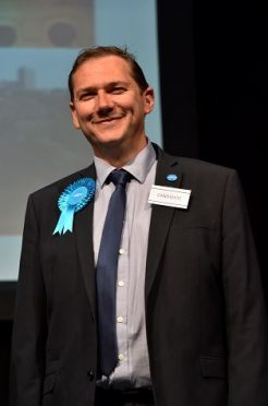 Douglas Lumsden