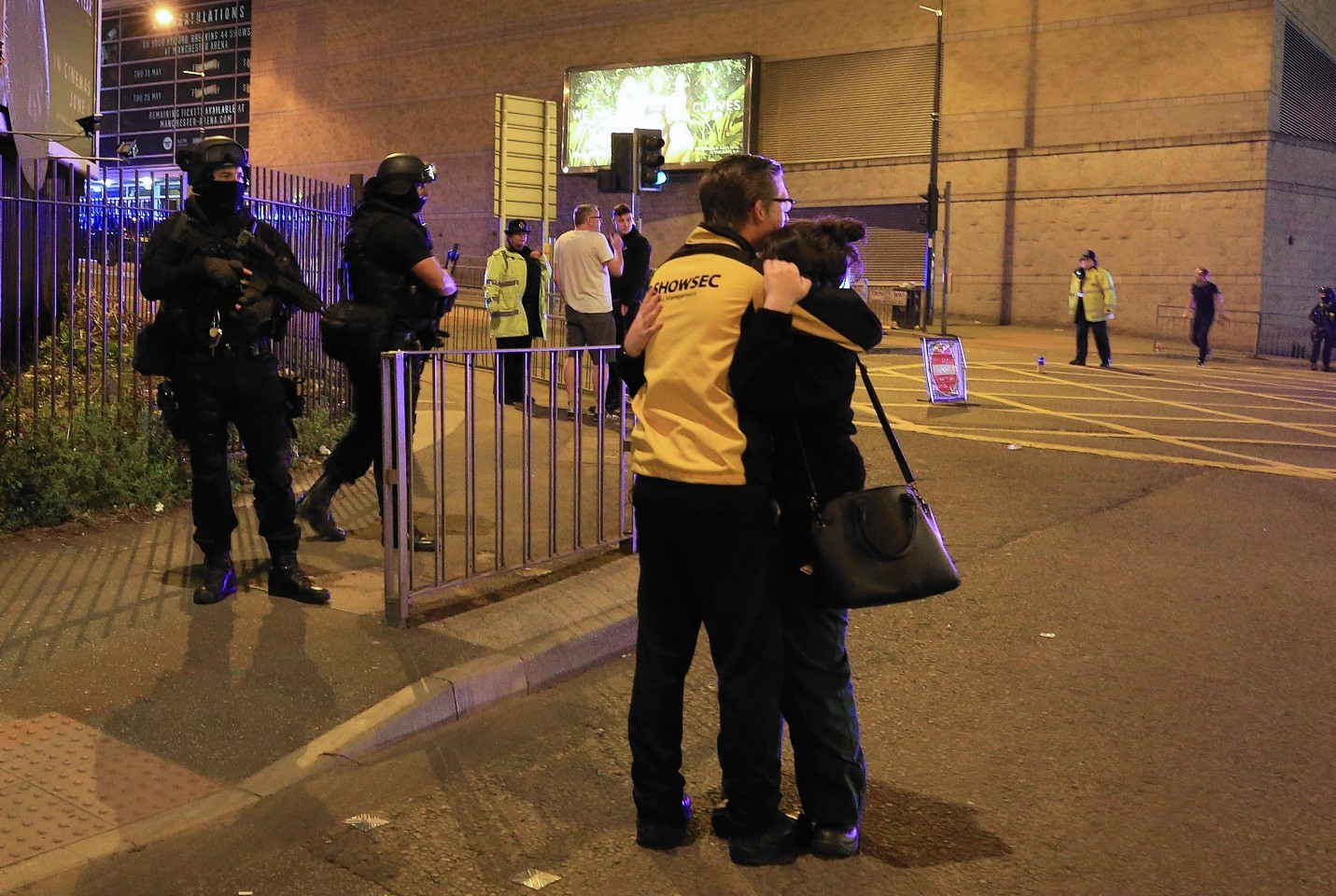 VIDEO: Everything we know about the Manchester Arena terror attack