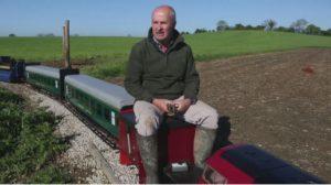 train farming
