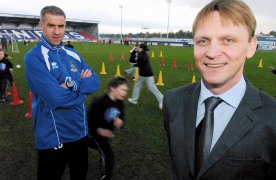 Former Caley Thistle midfielder Danny MacDonald to return as general manager