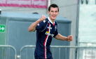 Steven Ross during his spell with Ross County