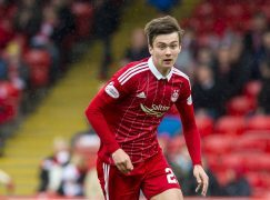 Dons starlet is pushing for first team place says Derek McInnes