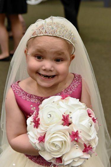 Eileidh the bride